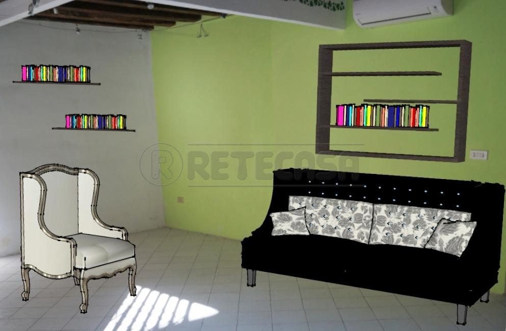Negozio / Locale in affitto a Mantova, 2 locali, prezzo € 400 | Cambio Casa.it