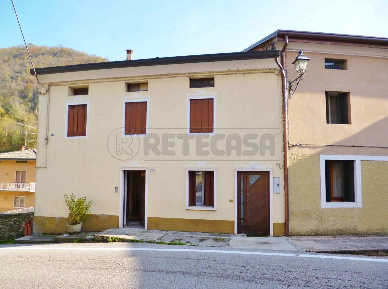 Soluzione Semindipendente in vendita a Crespadoro, 8 locali, prezzo € 105.000 | Cambio Casa.it