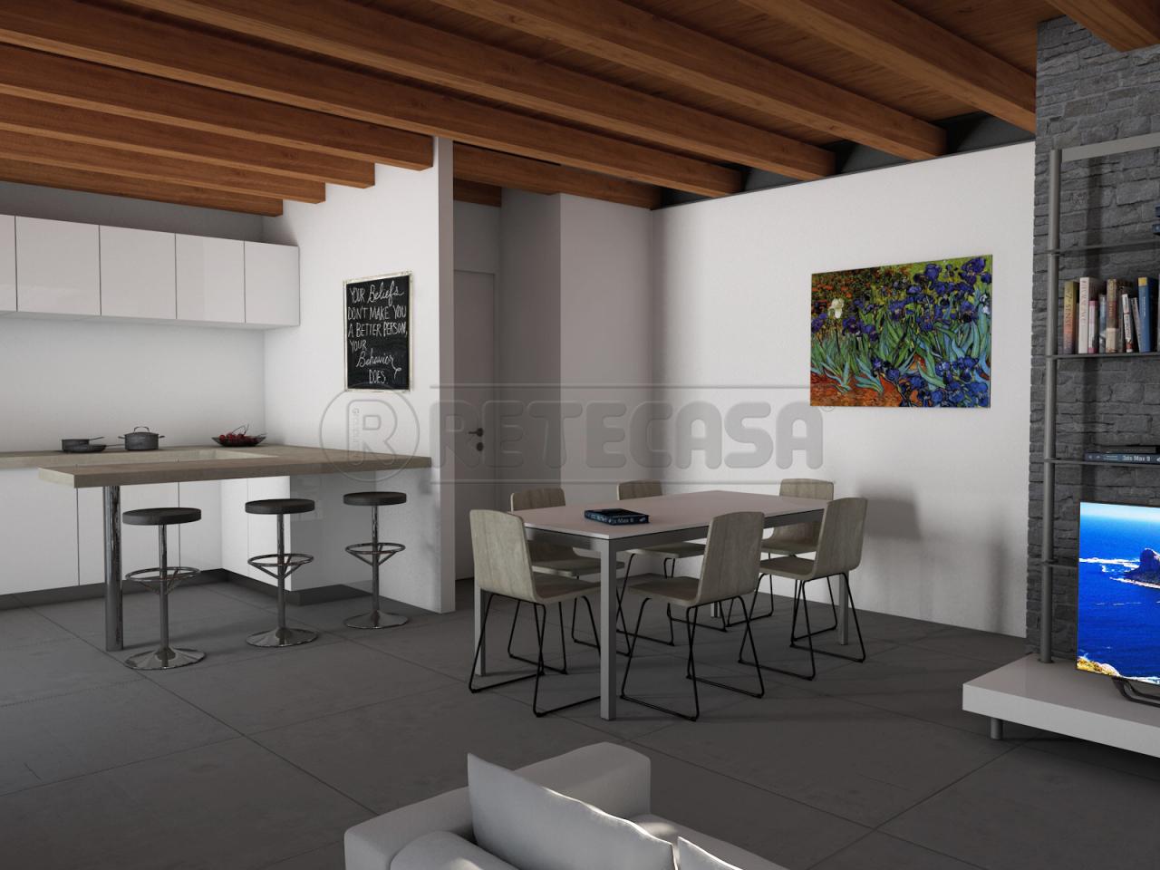 Appartamento in vendita a Cormons, 5 locali, prezzo € 254.000 | CambioCasa.it