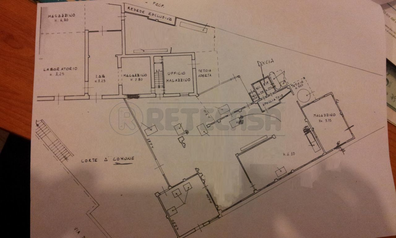 Laboratorio in vendita a Massarosa, 9999 locali, prezzo € 550.000 | Cambio Casa.it