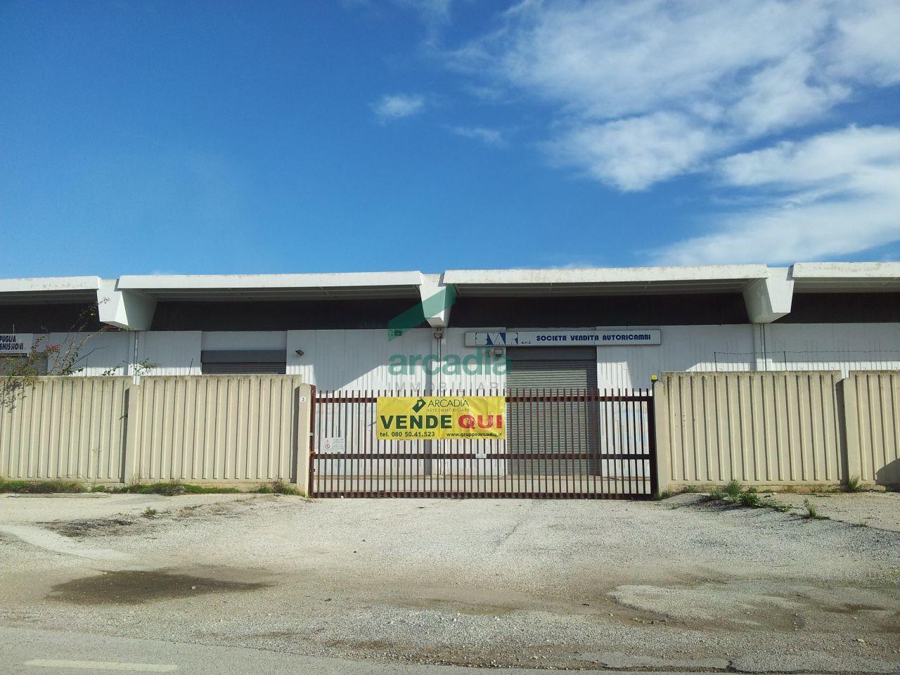 Capannone in vendita a Modugno, 1 locali, prezzo € 260.000 | Cambio Casa.it