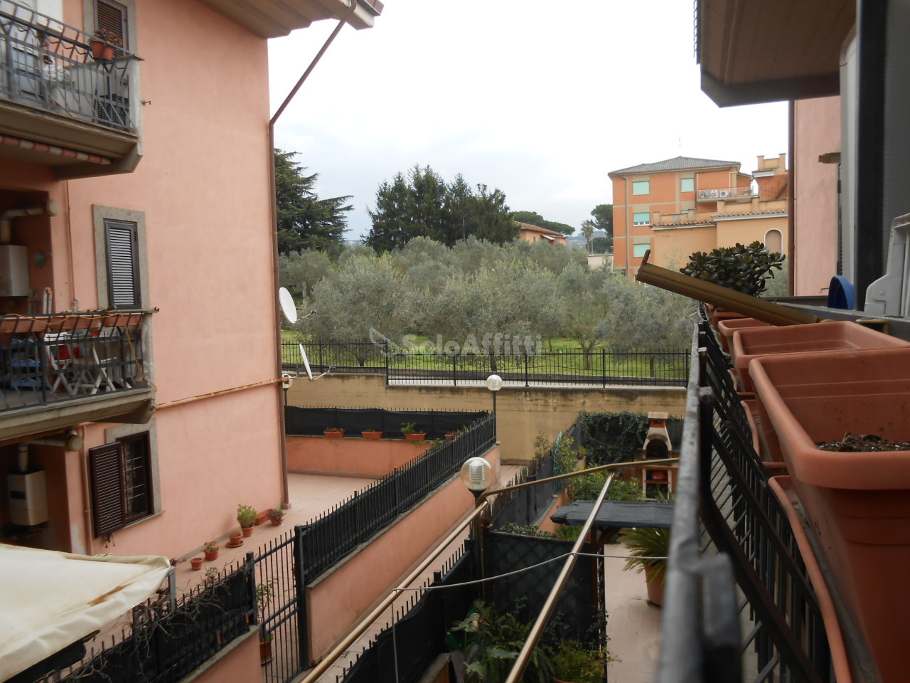 Bilocale Marino Via Nettunense Vecchia 1 12