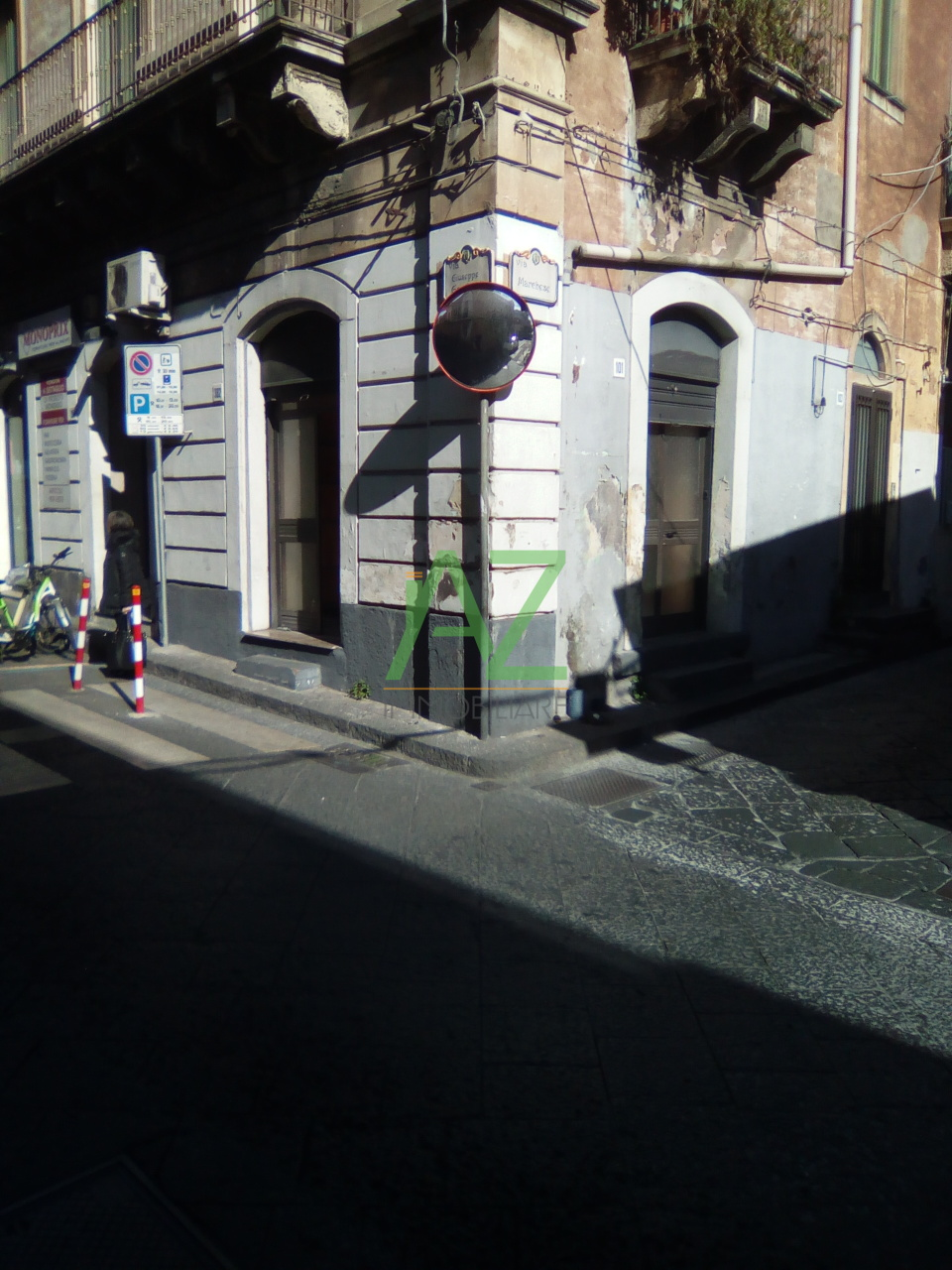 Negozio / Locale in affitto a Misterbianco, 1 locali, prezzo € 250 | Cambio Casa.it