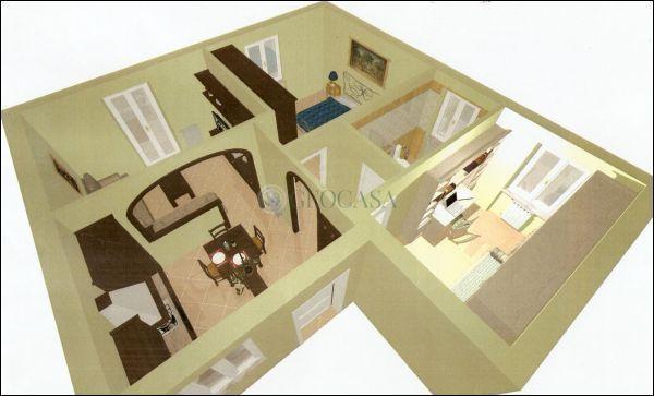 Appartamento in affitto a Podenzana, 4 locali, prezzo € 600 | CambioCasa.it