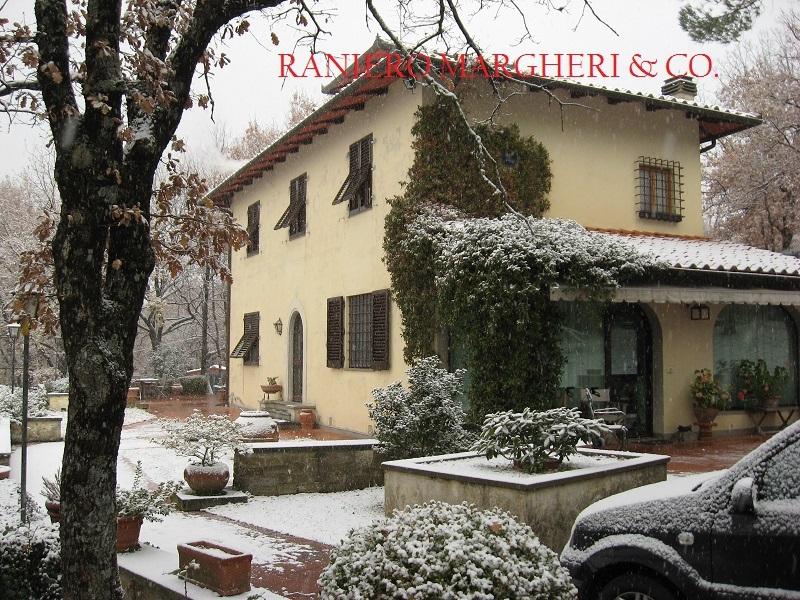 Villa in vendita a Rignano sull'Arno, 7 locali, prezzo € 750.000   Cambio Casa.it