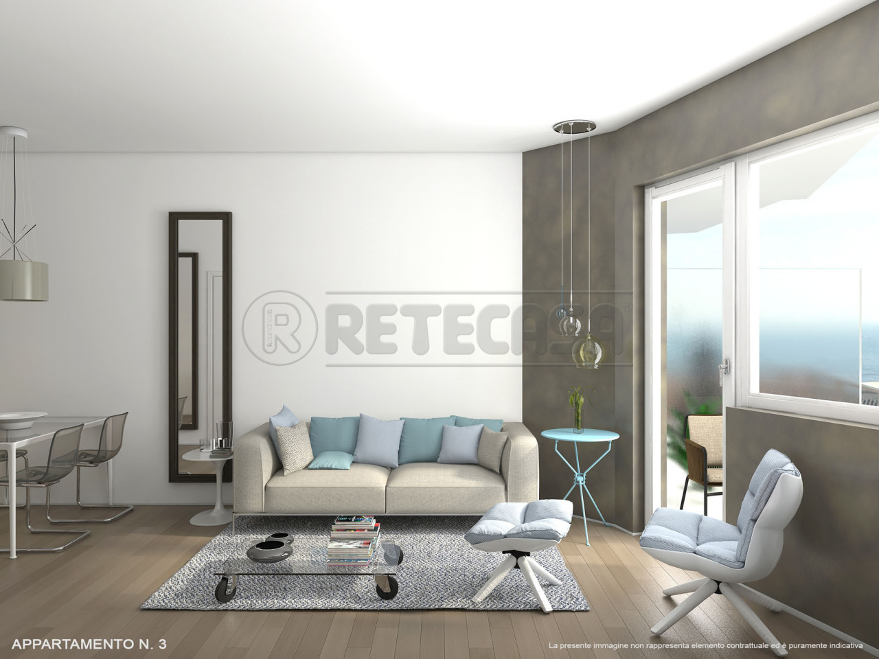 Appartamento in vendita a Alassio, 3 locali, prezzo € 425.000 | Cambio Casa.it