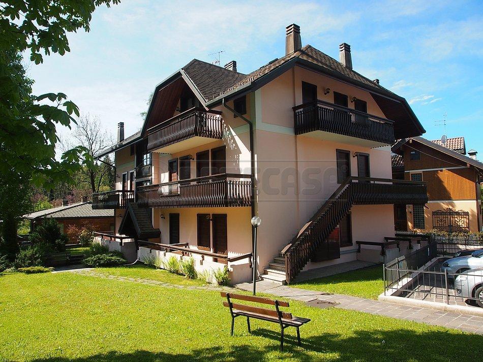 Appartamento in vendita a Asiago, 2 locali, prezzo € 105.000 | Cambio Casa.it
