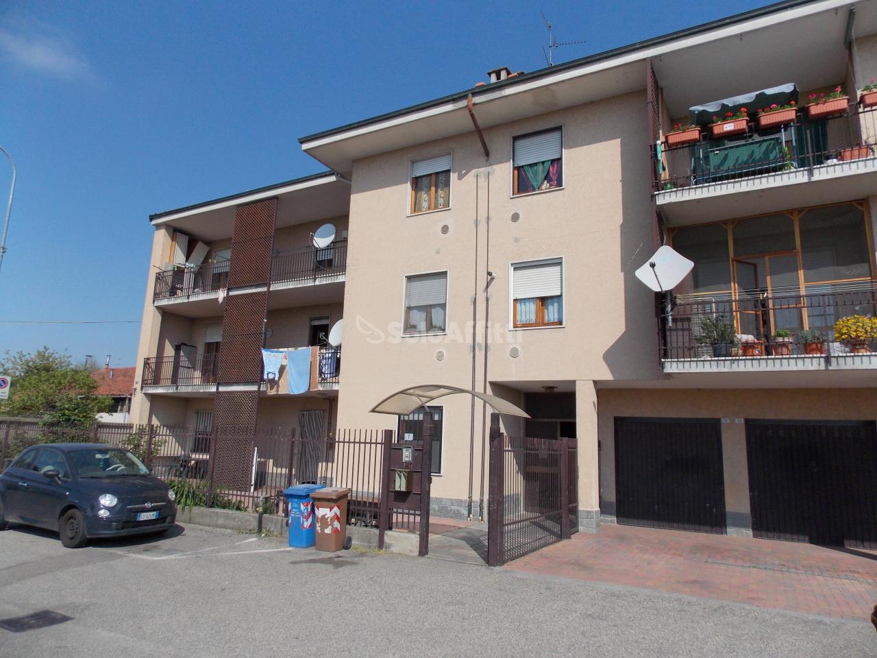 Bilocale Romentino Via Fornaroli   8 1