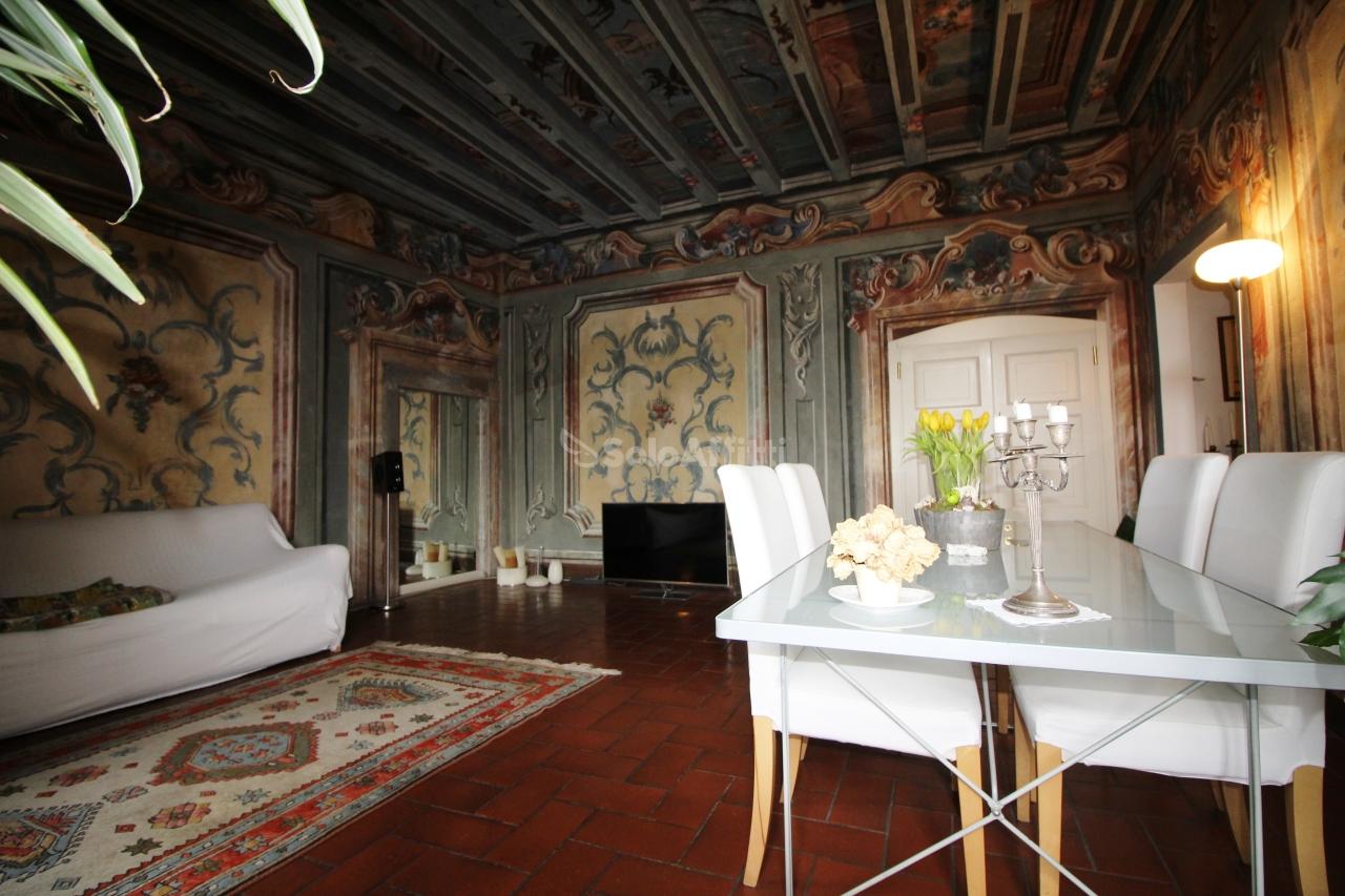 Appartamento trilocale in affitto a bergamo citt alta for Trilocale in affitto bergamo