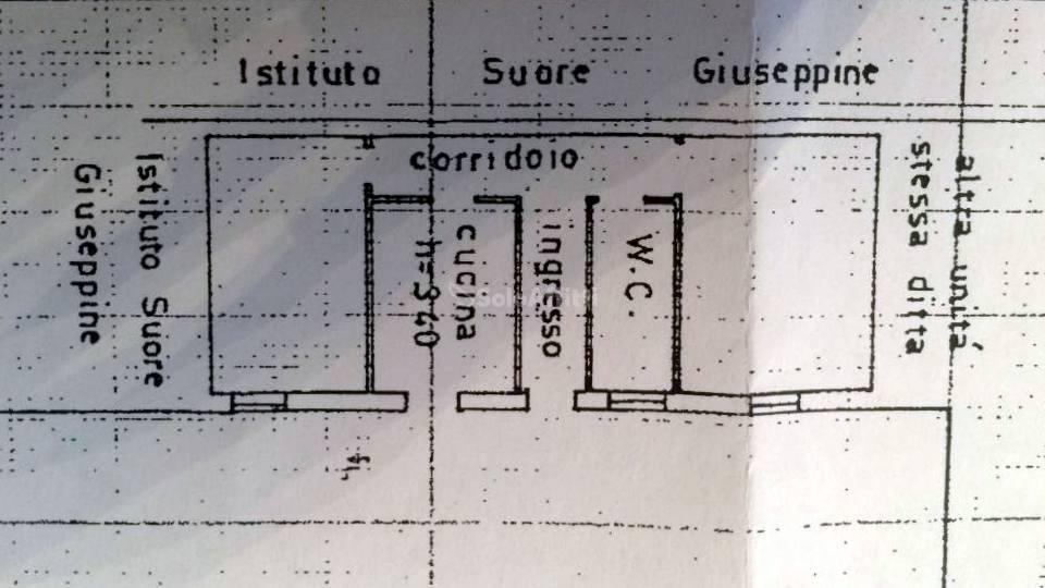 Bilocale Novara Via Frasconi  12 2