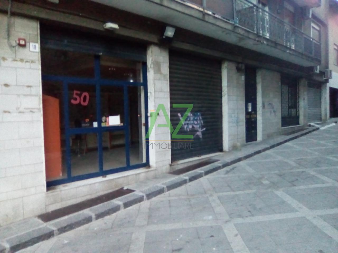 Negozio / Locale in affitto a Misterbianco, 9999 locali, prezzo € 400 | Cambio Casa.it