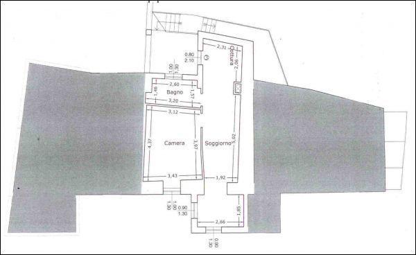 Bilocale Fosdinovo  1