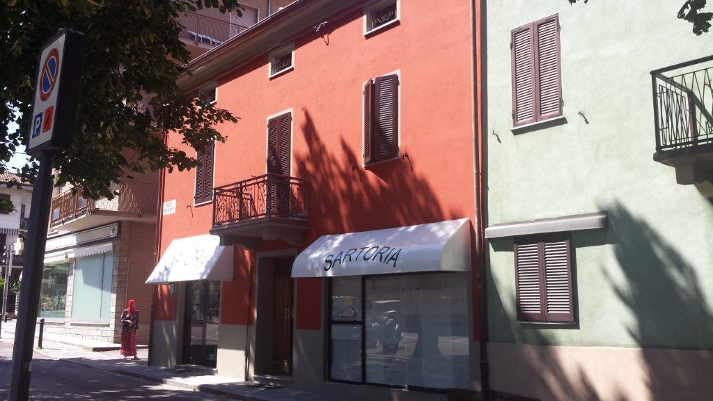 Bilocale Noceto Via Saffi 2