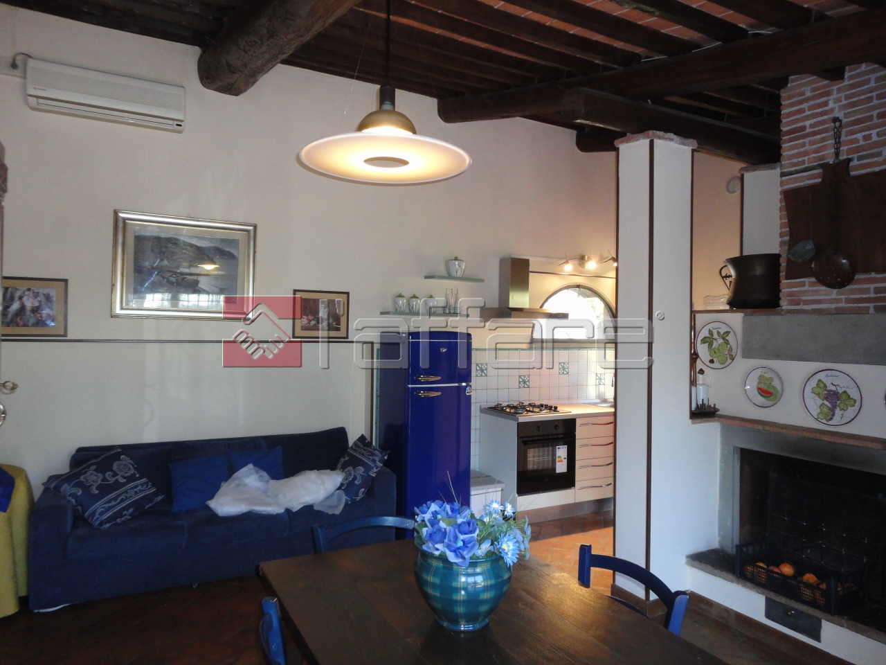 Soluzione Indipendente in affitto a Pontedera, 2 locali, prezzo € 480   CambioCasa.it