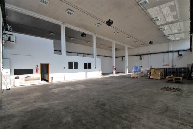 Vai alla scheda: Capannone Industriale Affitto - Cesena (FC) - Codice -3235