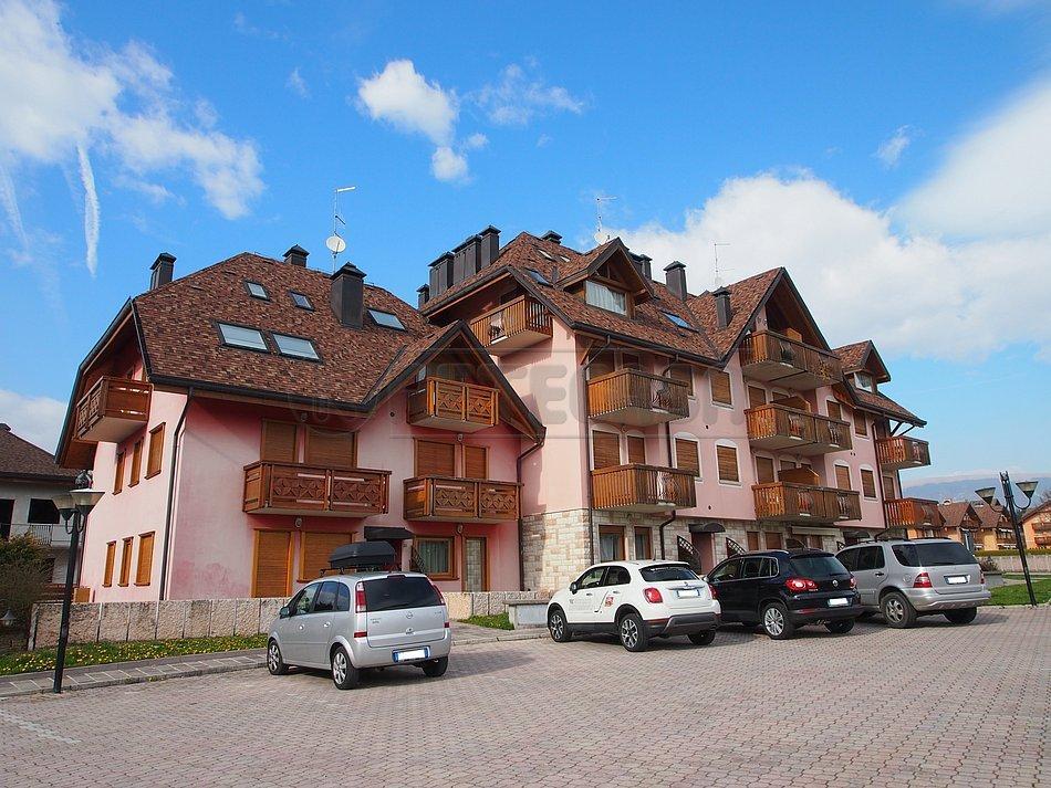 Appartamento in vendita a Asiago, 4 locali, prezzo € 270.000 | Cambio Casa.it