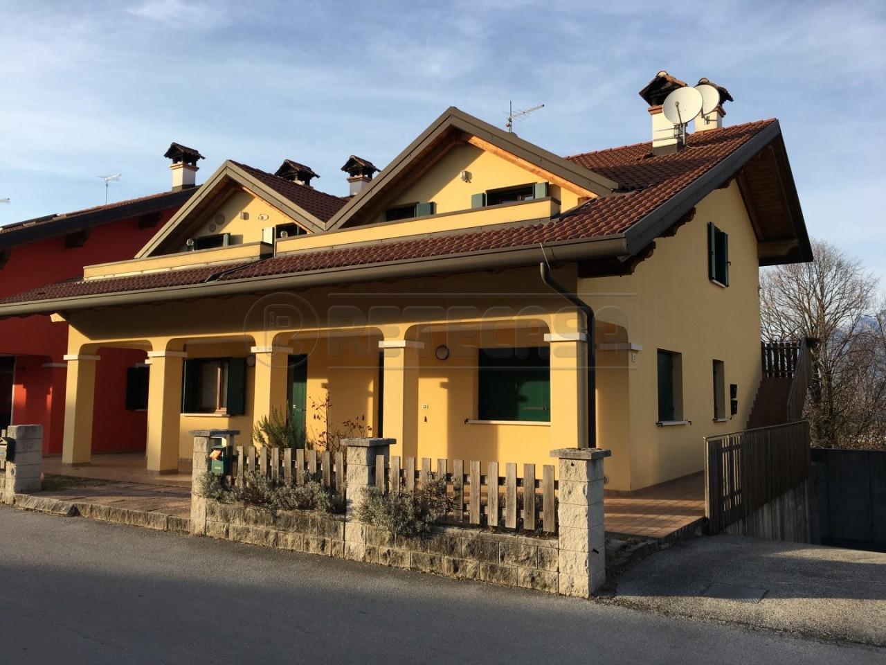 Appartamento in affitto a Trichiana, 3 locali, prezzo € 420 | Cambio Casa.it