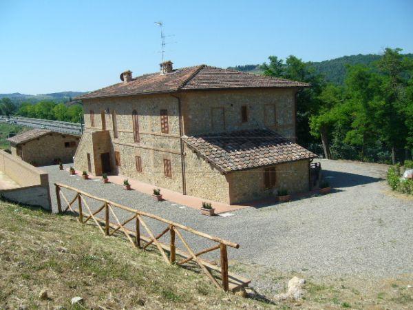 Bilocale Monteriggioni  3