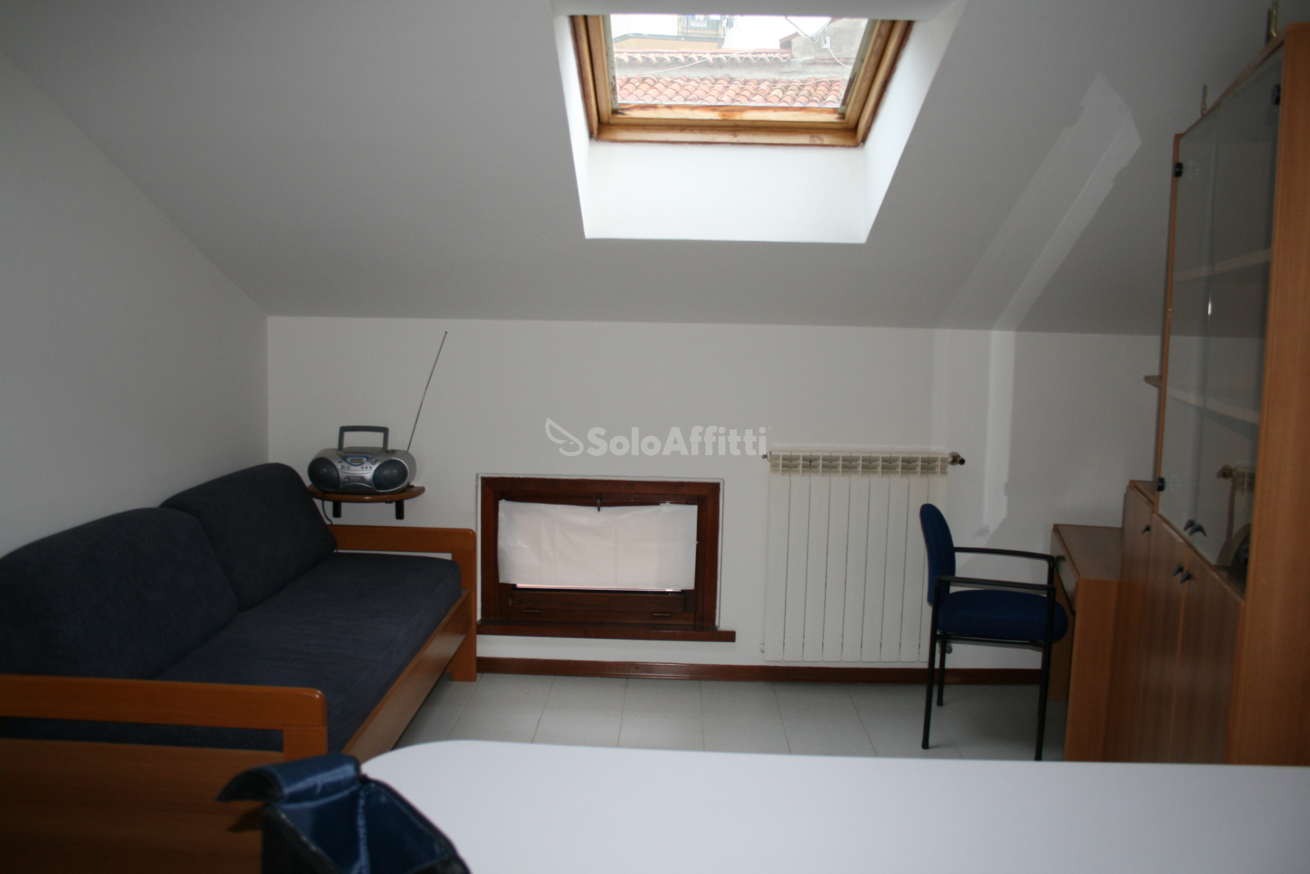 Appartamento Mansarda 35 mq.