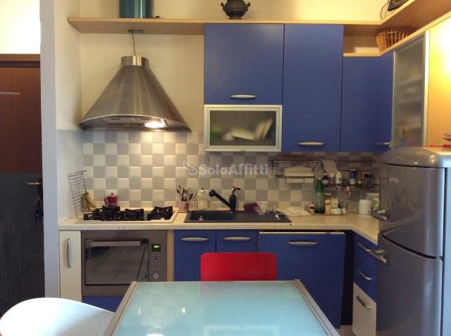 soggiorno-cucina www.forli3.soloaffitti.it