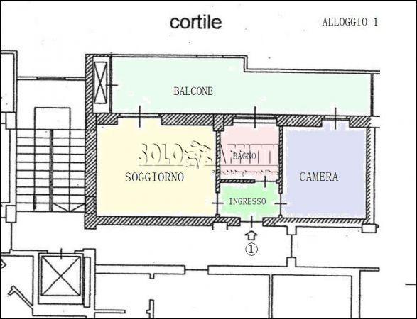 Affitto appartamento bilocale arredato for Affitto bilocale arredato torino crocetta