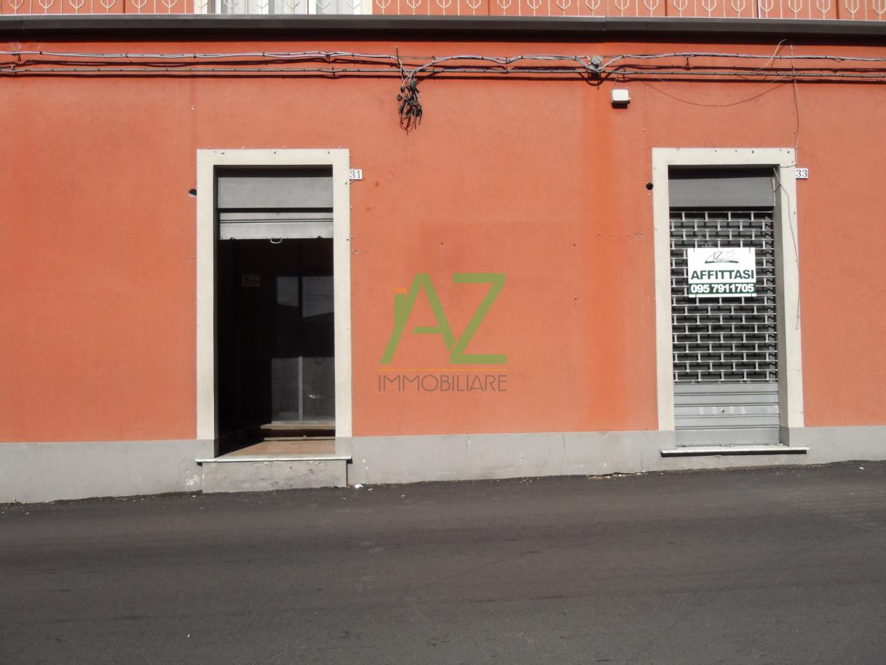 Negozio / Locale in affitto a Belpasso, 4 locali, prezzo € 500 | Cambio Casa.it