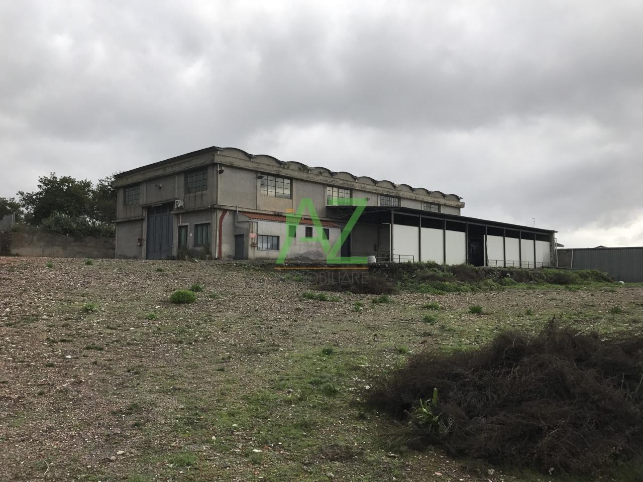 Capannone in vendita a Belpasso, 9999 locali, prezzo € 525.000 | Cambio Casa.it