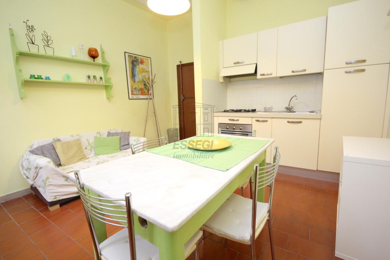 affitto appartamento lucca   500 euro  2 locali  42 mq