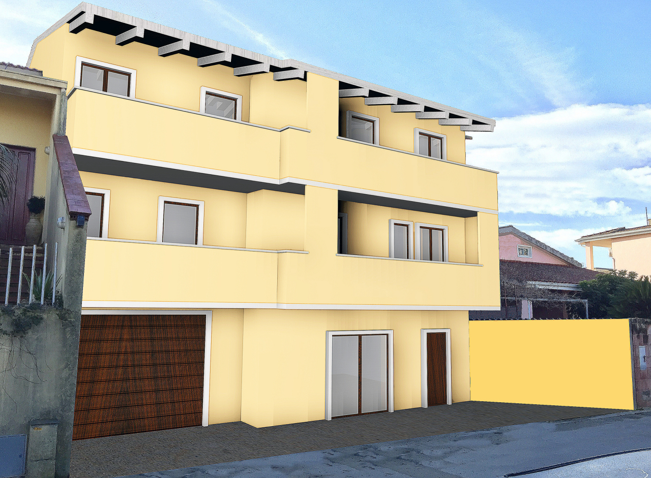 Appartamento in Vendita a Villasor