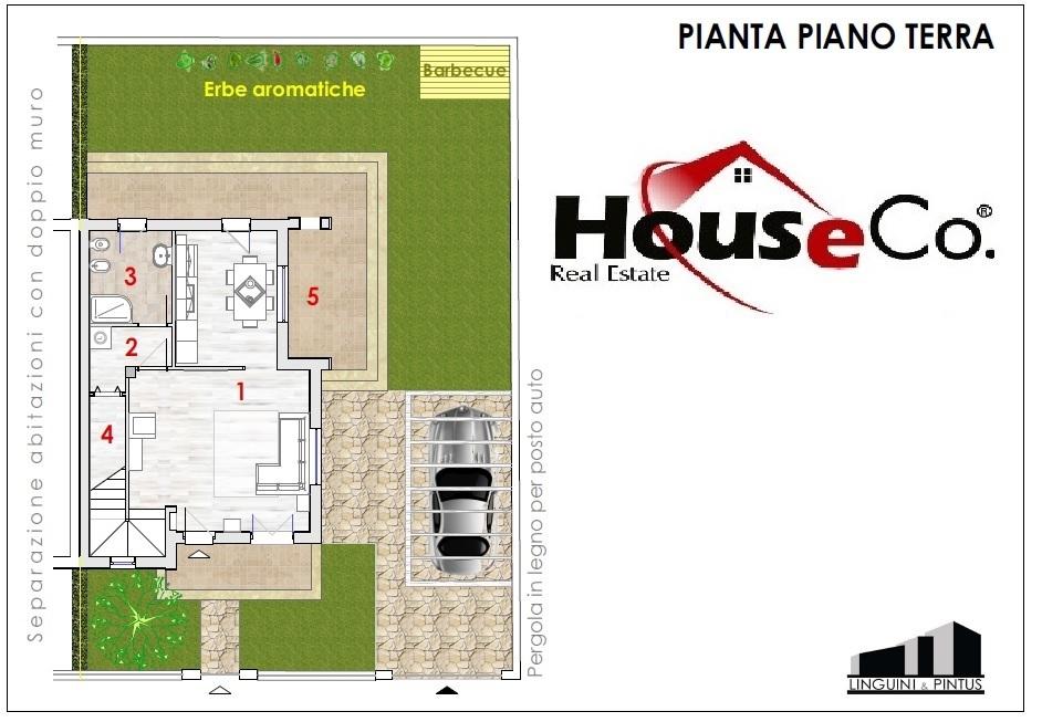Villa in vendita a Uta, 4 locali, prezzo € 180.000 | Cambio Casa.it