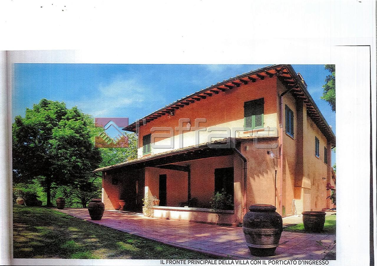 Villa in vendita a Palaia, 11 locali, prezzo € 1.250.000 | CambioCasa.it