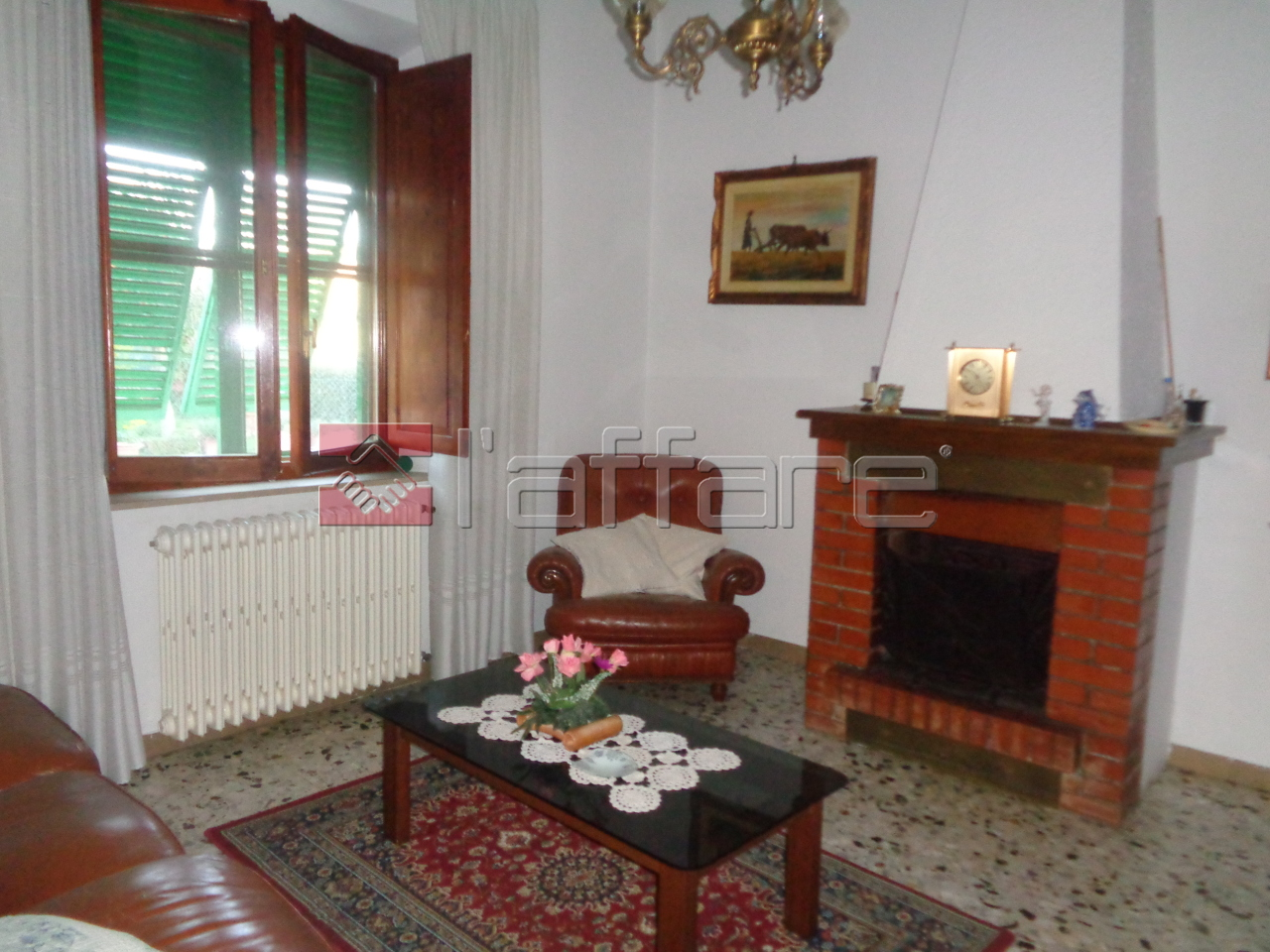 Appartamento in Affitto a Capannoli