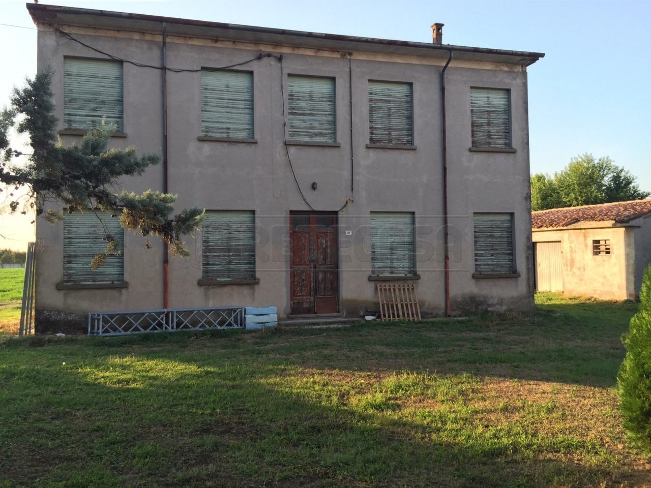 Soluzione Indipendente in vendita a Quingentole, 9999 locali, prezzo € 45.000 | Cambio Casa.it