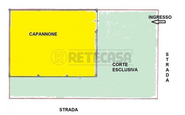 Capannone in vendita a Gambellara, 9999 locali, prezzo € 330.000 | Cambio Casa.it