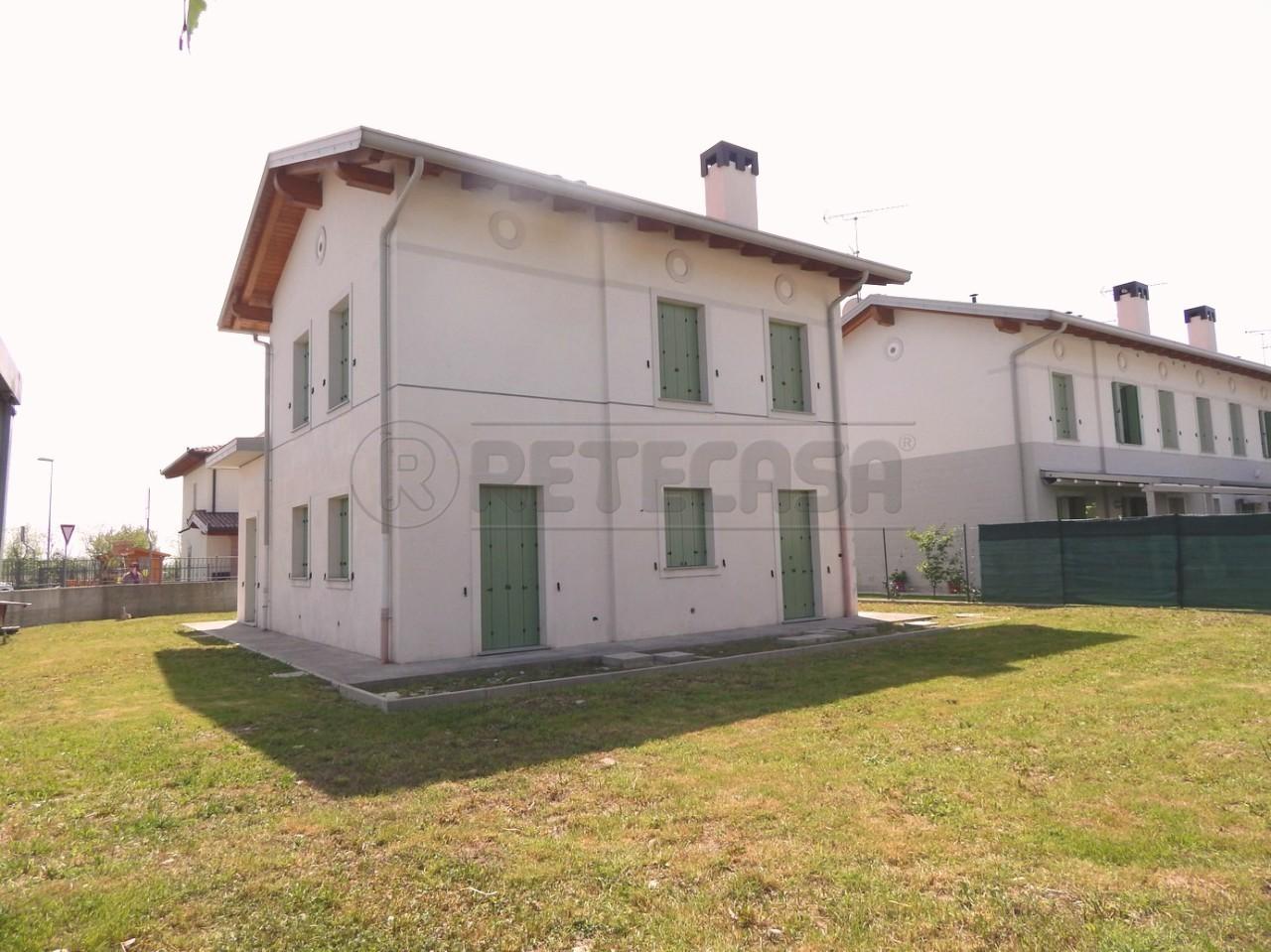 Villa a Schiera in vendita a San Pier d'Isonzo, 6 locali, prezzo € 285.000   Cambio Casa.it