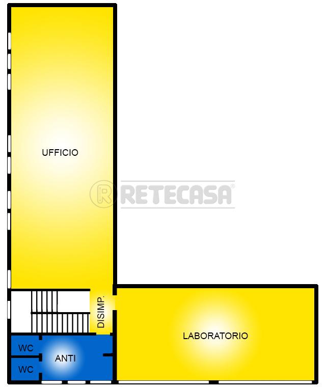 Laboratorio in affitto a Bologna, 2 locali, prezzo € 1.600   Cambio Casa.it