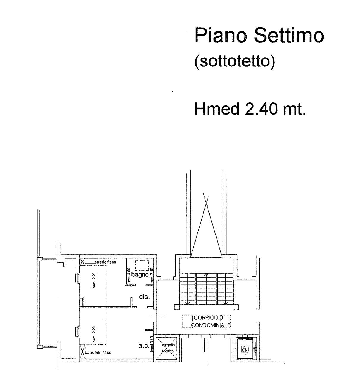 Bilocale Montesilvano Via Alberto D' Andera 11