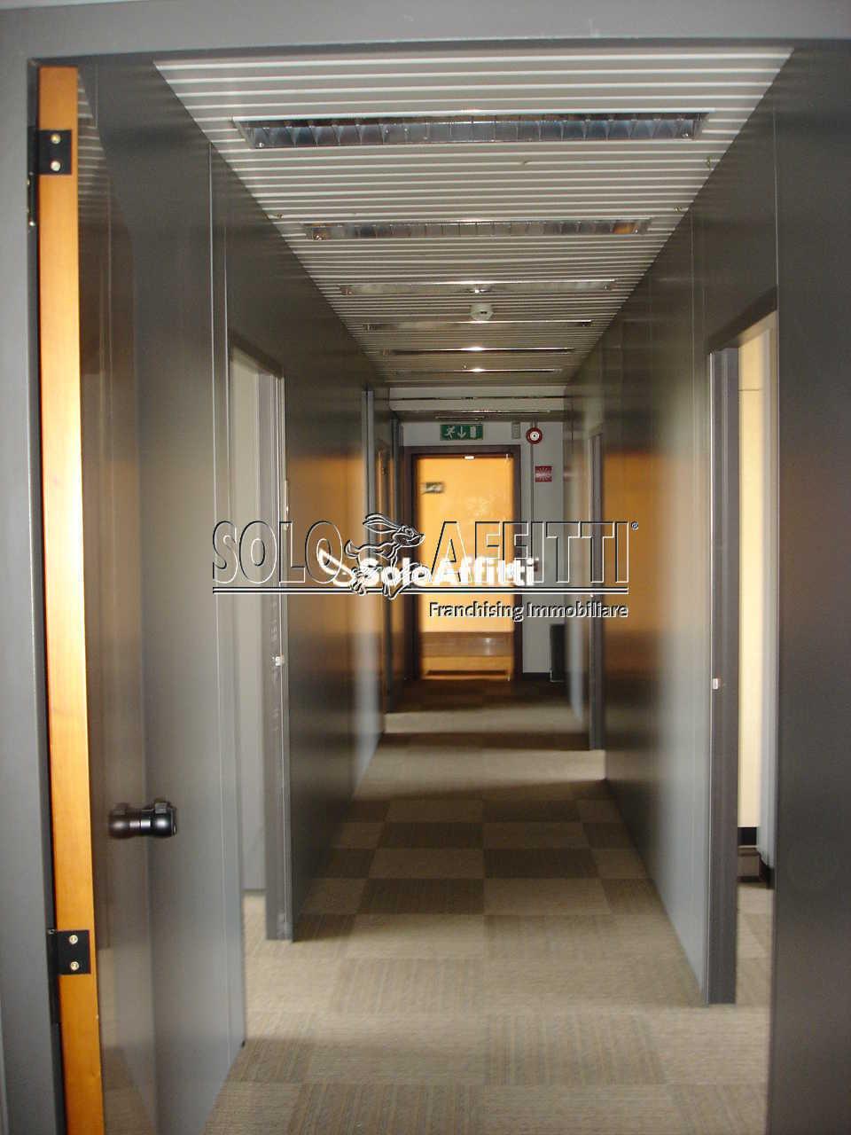 Ufficio diviso in ambienti/locali in affitto - 1250 mq