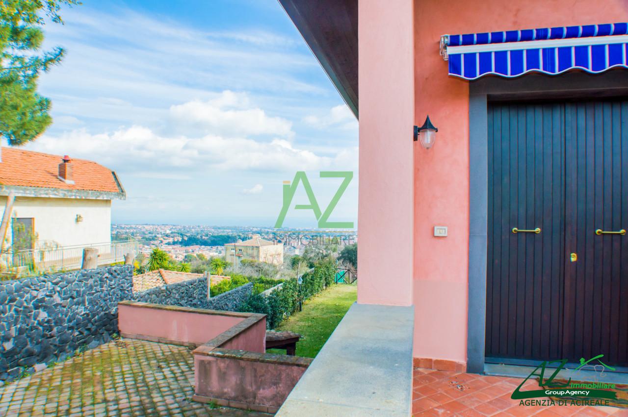 Soluzione Indipendente in affitto a Viagrande, 6 locali, prezzo € 990 | Cambio Casa.it