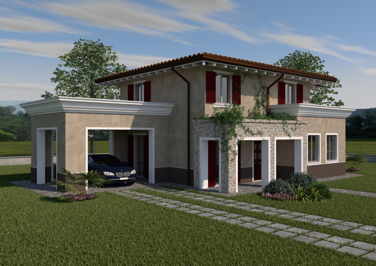 Villa in vendita a Parma, 5 locali, prezzo € 450.000 | Cambio Casa.it