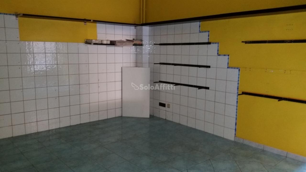 Fondo negozio in affitto a torino crocetta piano terra for Affitto bilocale arredato torino crocetta