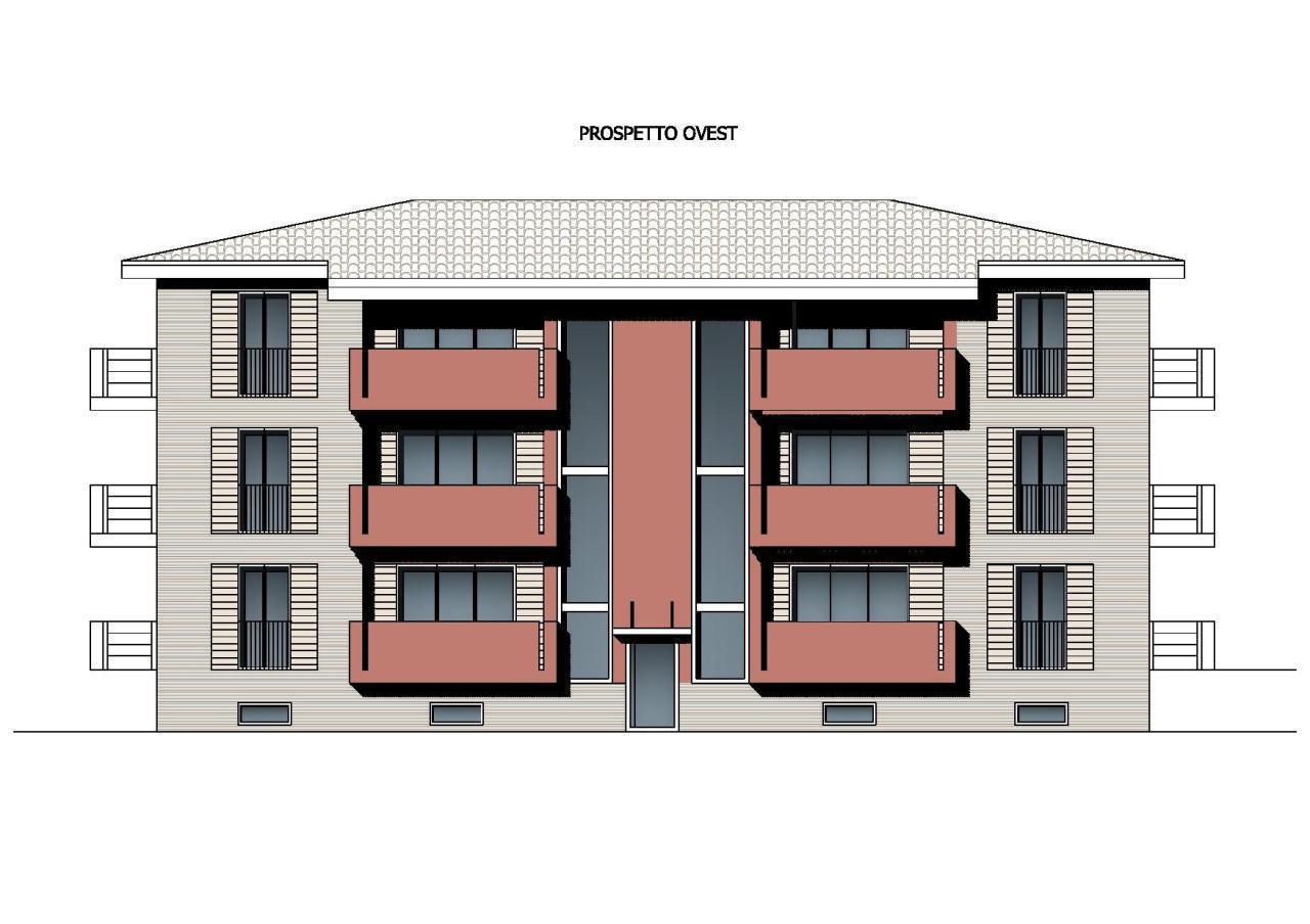 Appartamento in vendita a Noceto, 3 locali, prezzo € 116.900 | Cambio Casa.it