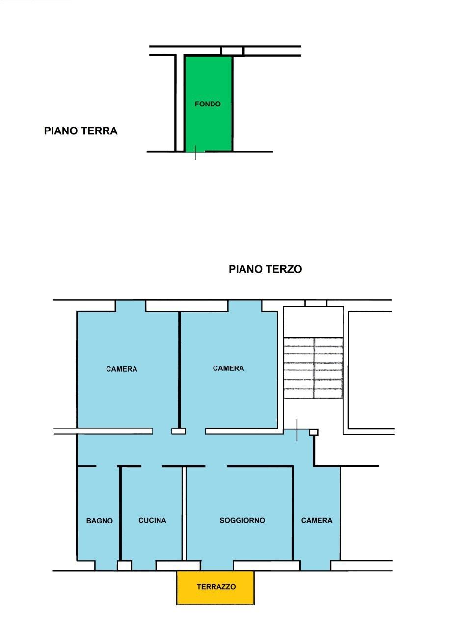 Appartamento quadrilocale in vendita a Perugia (PG)-12