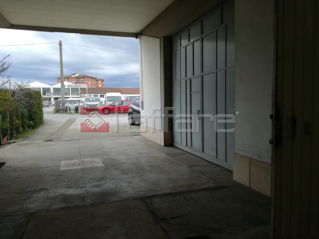 Capannone industriale in affitto - Ponsacco