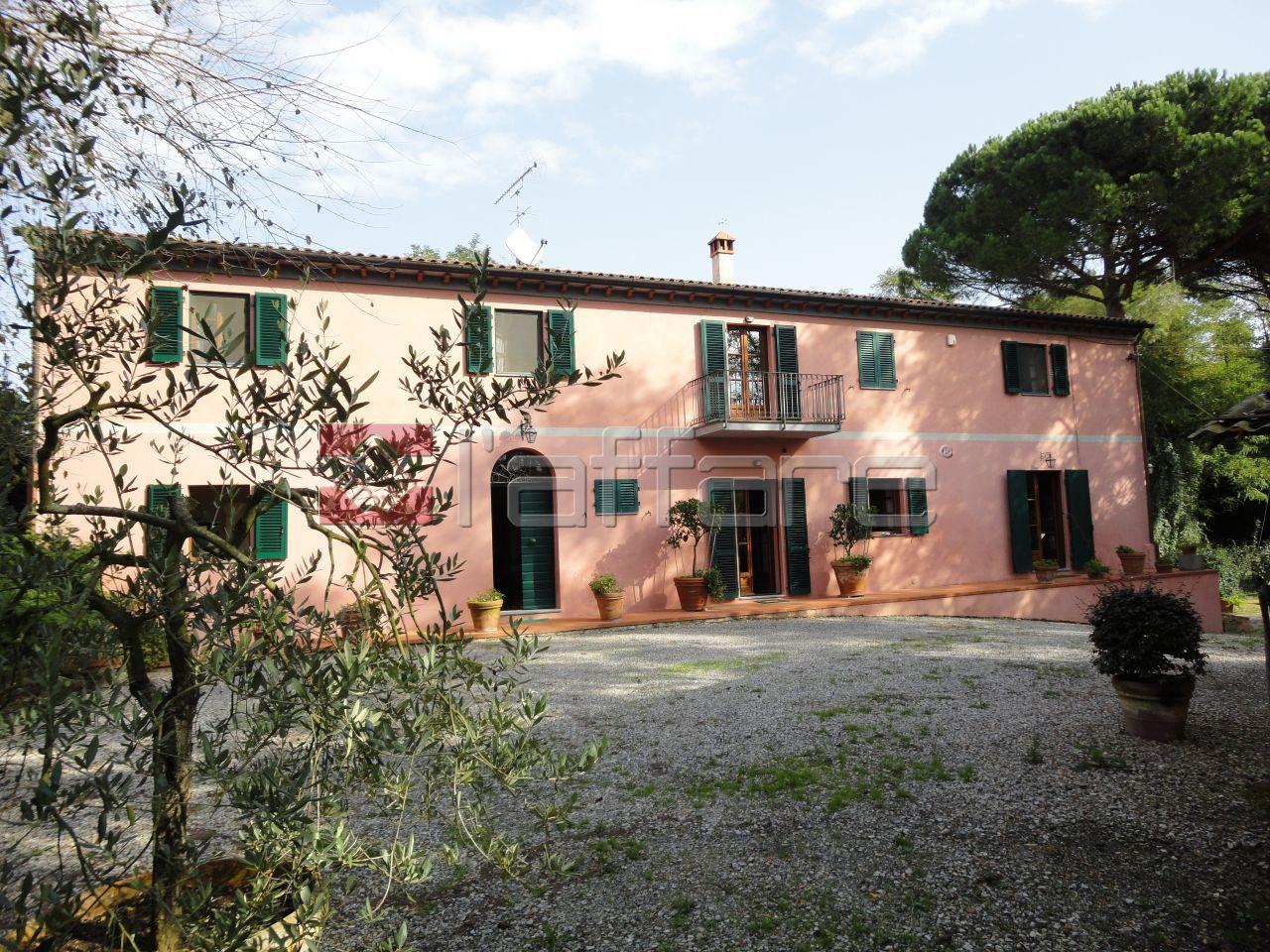 Soluzione Indipendente in vendita a Crespina Lorenzana, 10 locali, prezzo € 590.000 | CambioCasa.it