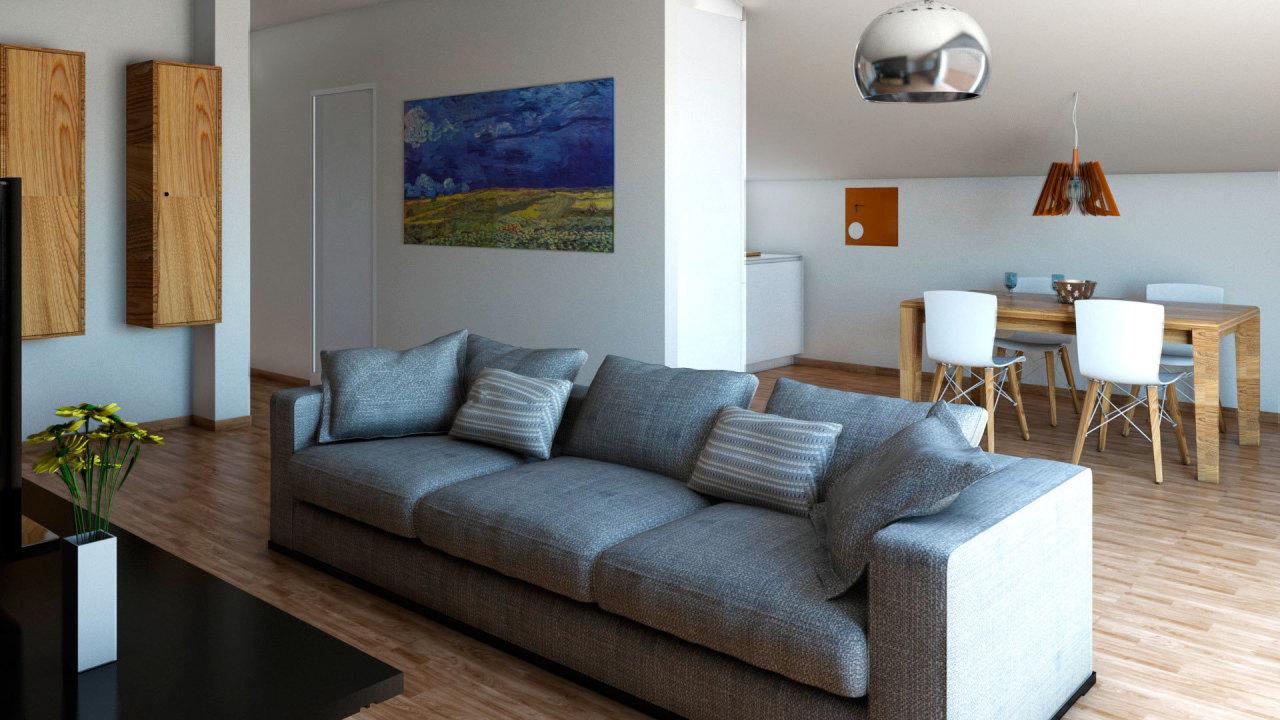 vendita appartamento castelnuovo magra   220000 euro  4 locali  85 mq