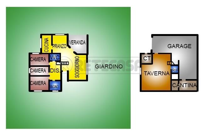 Villa, san lazzaro, Affitto/Cessione - San Lazzaro Di Savena