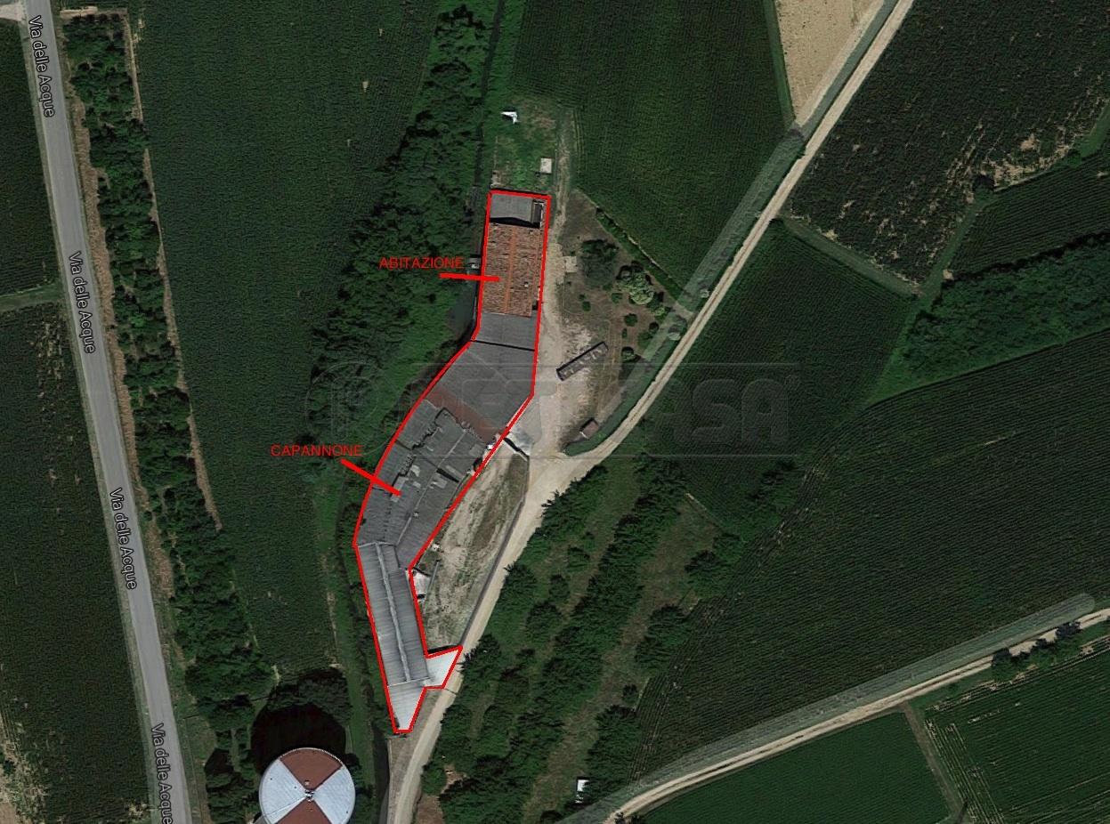 Azienda Agricola in vendita a Visco, 15 locali, Trattative riservate | Cambio Casa.it