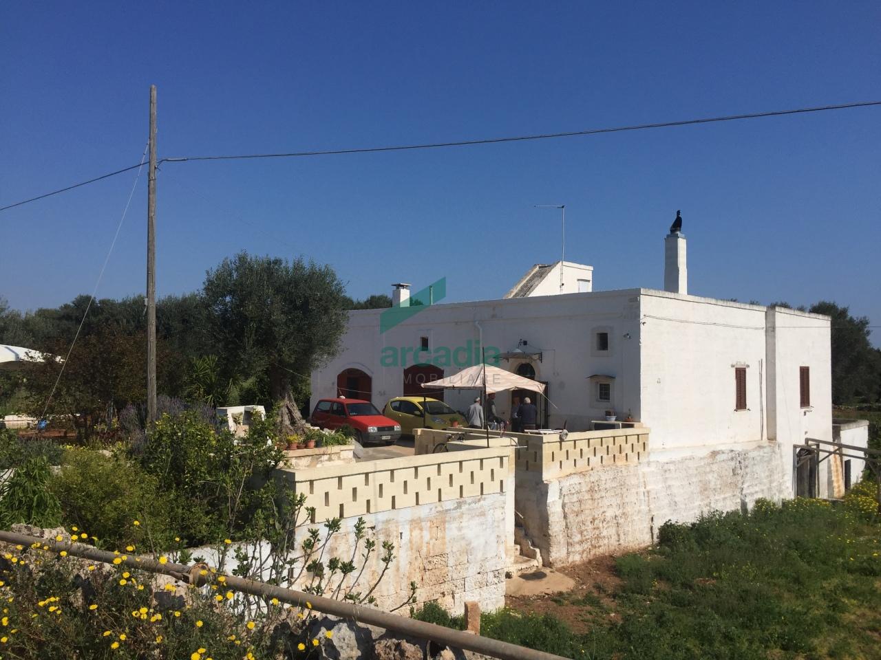 Rustico / Casale in vendita a Fasano, 7 locali, prezzo € 350.000 | Cambio Casa.it