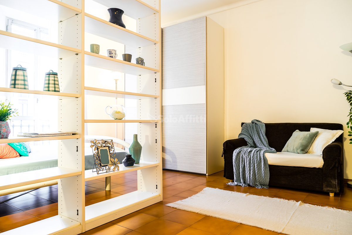 Affitto appartamento monolocale arredato 50 mq for Appartamento 50
